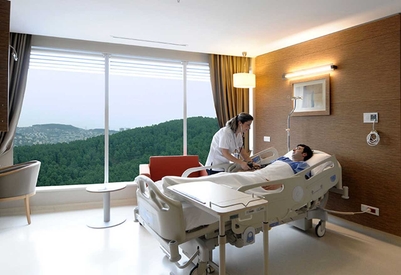 Clinique à Istanbul