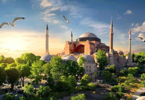 Hagia Sophia, Sainte-Sophie Turquie