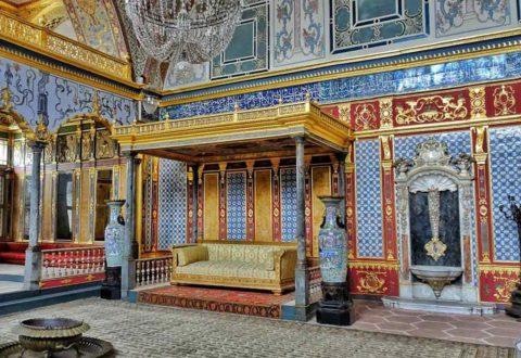 Le Palais de Topkapi Turquie