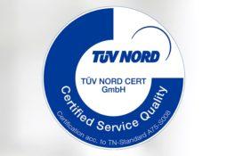 TÜV Nord certificat